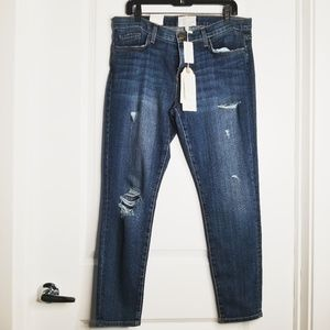 Current/Elliot NWT The Easy Stiletto Skinny Jeans